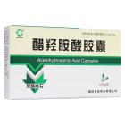 巨先药业醋羟胺酸胶囊0.25g*24s(巨先药业)